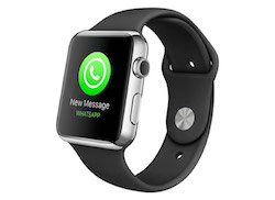 Apple Watch WhatsApp